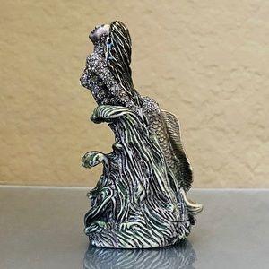 Mermaid figurine trinket 🧜🏼♀️